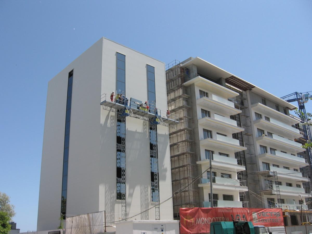 Parcare etajata Mamaia
